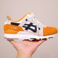"AFEW × BEAMS × ASICSTIGER GEL-LYTE III ""ORANGE KOI"""